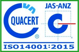 Giấy chứng nhận ISO 14001:2015