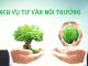 5. Dịch vụ tư vấn môi trường
